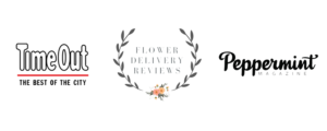 Media Features: TimeOut, Flower Delivery Reviews, and Peppermint Magazine