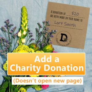 click to add a charity donation